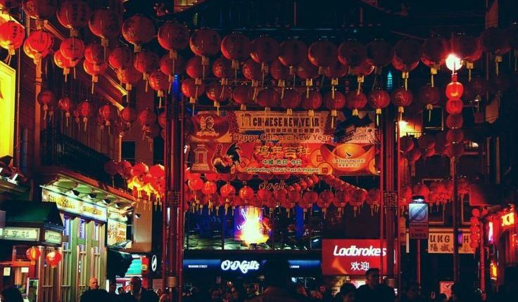 Chinese New Year - 2019 - Short Let London