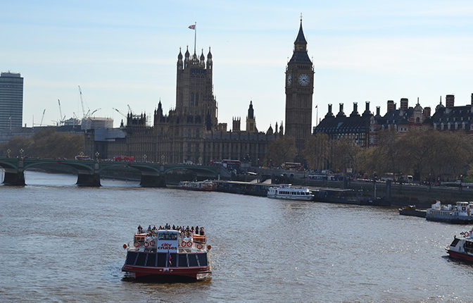 River Boat Cruise - Short Let London